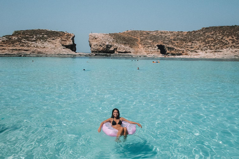 Como ir para Blue Lagoon em Malta