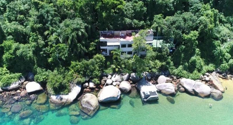 Hotel - Ilha Grande