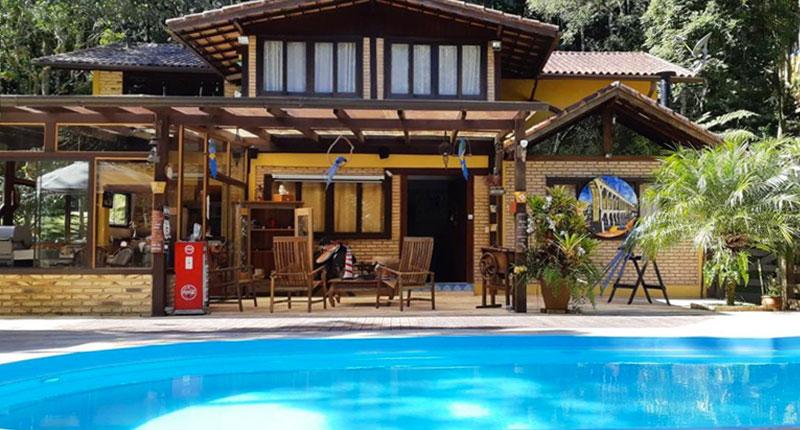 Hotel - Nova Friburgo