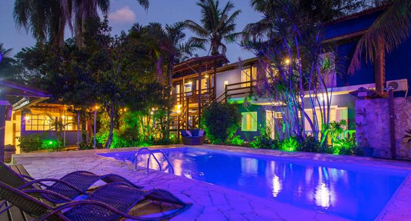 Hotel - Paraty