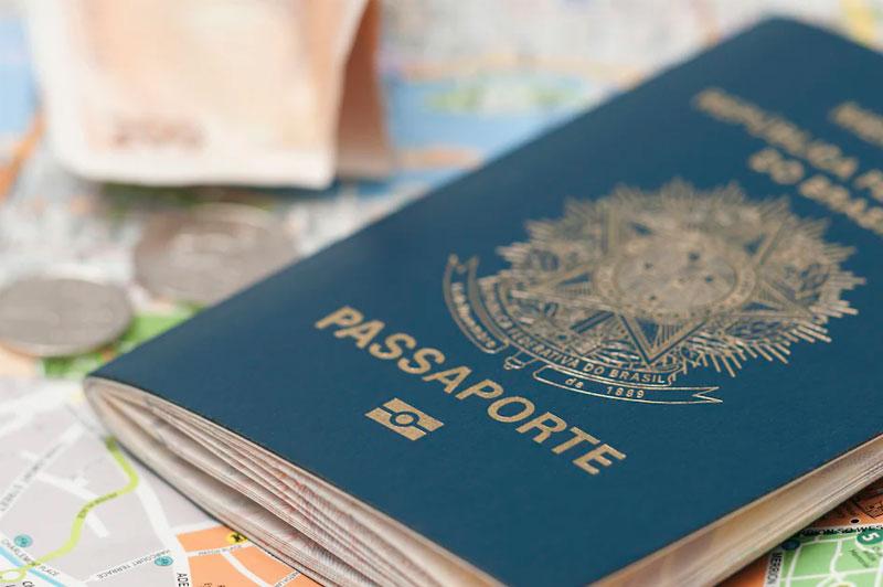 Passaporte brasileiro e lista de Países que brasileiros não precisam de visto