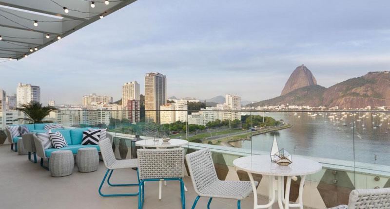 Melhores hotéis no Rio de Janeiro - Yoo2 Rio de Janeiro by Intercity