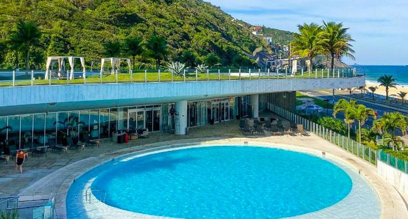 Melhores hotéis no Rio de Janeiro - Hotel Nacional Rio de Janeiro