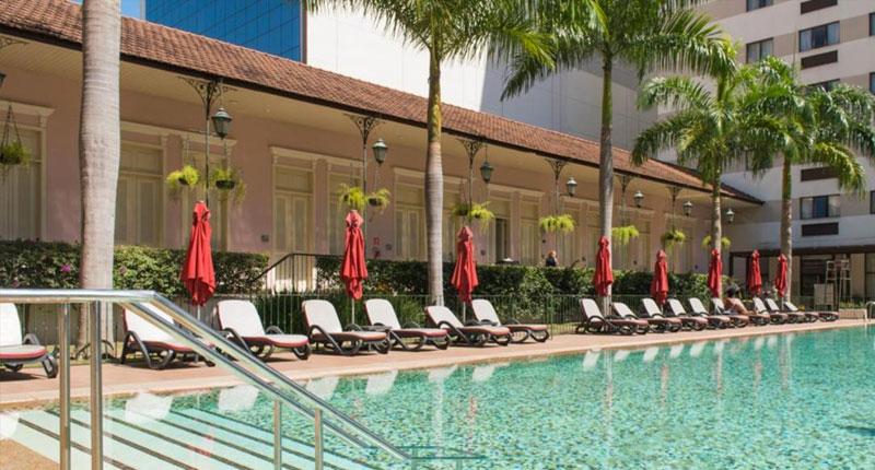 Melhores hotéis no Rio de Janeiro - Vila Galé Rio de Janeiro