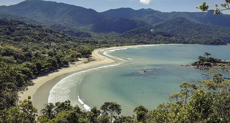 Melhores praias do Brasil: conheça 10 opções incríveis - Praia dos Castelhanos – Ilhabela