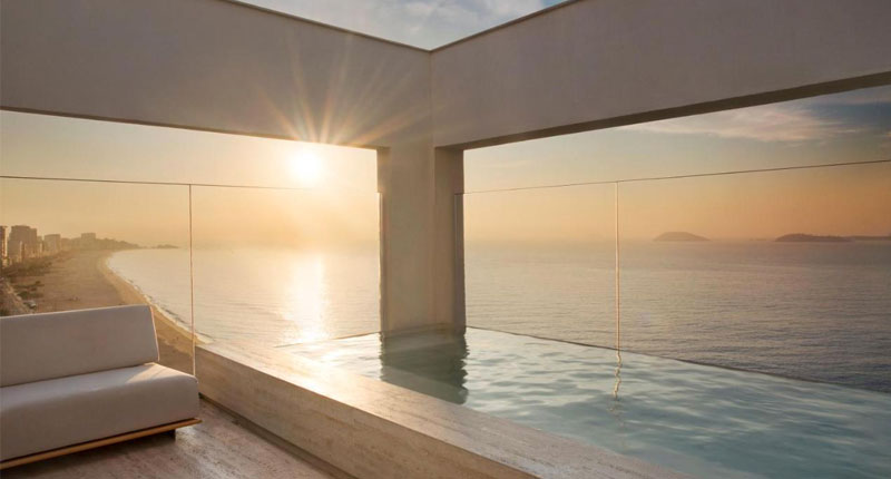 Melhores hotéis no Rio de Janeiro - JANEIRO Hotel