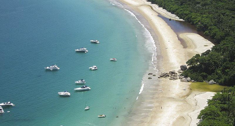 Praia de Lopes Mendes – Ilha Grande