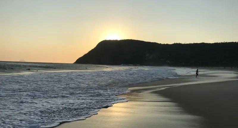 Praia de Itacoatiara – Niterói