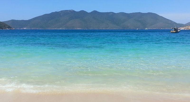 Praia do Forno – Arraial do Cabo