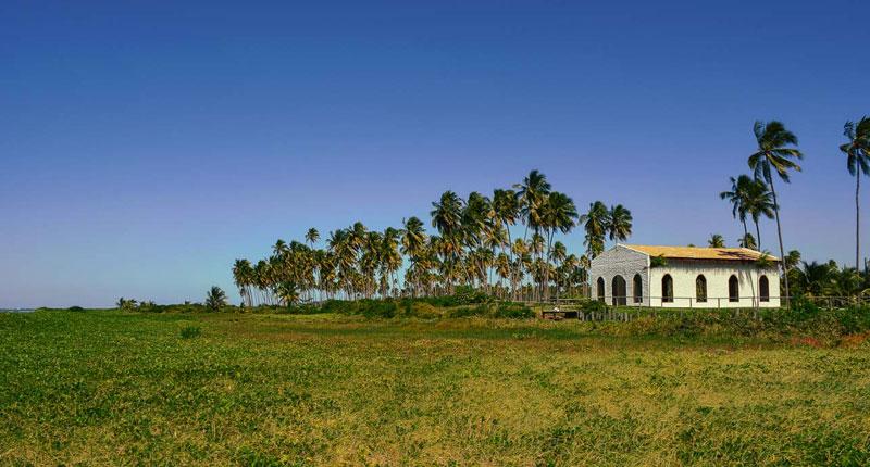 Praia do Patachó – São Miguel dos Milagres