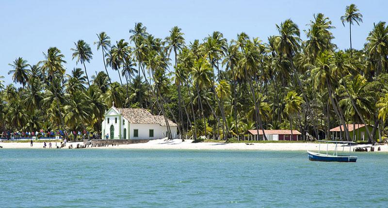Melhores praias do Brasil: conheça 10 opções incríveis - Praia dos Carneiros – Tamandaré